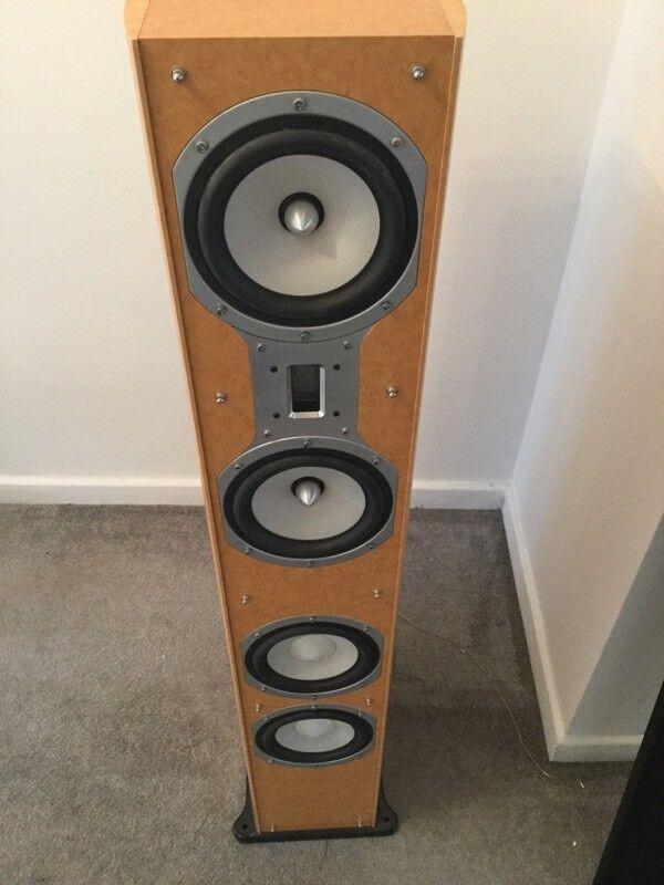 Roth oli speakers