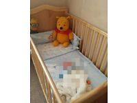 Good condition cot bed