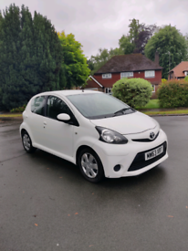 Toyota Aygo, 1L, recent service and MOT