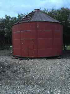 Grain bin for sale