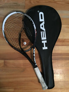 Raquette de tennis HEAD YouTex Innegra IG HEAT S30 Graphite