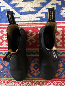 Blundstone 558 - Black Leather Lined