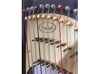 Salvi Aurora Pedal harp