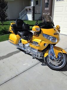 Honda Goldwing - Perfect Condition