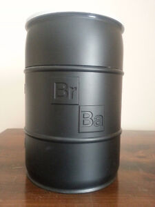Breaking Bad Complete Series Blu-Ray Barrel Set