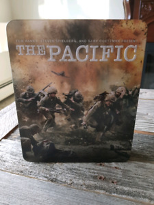 The Pacific (blu ray)