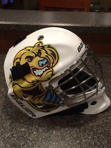 Bauer Junior Goalie Mask