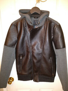 GUESS Men's Hooded Jacket - New