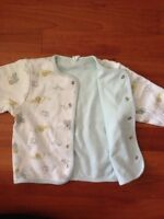 baby gap reversible cotton jacket NEW