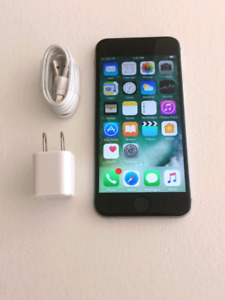 IPhone 6s 16gb lock to Bell and Virging