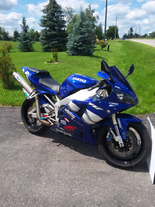 2000 YAMAHA R1 for sale or trade