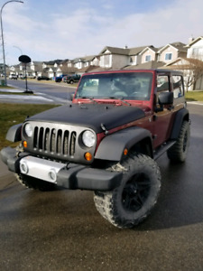Low KM 2009 JEEP Wrangler - priced for quick sale