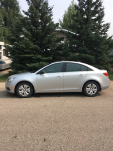 2012 Chev Cruze For Sale