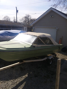 Classic 1970 northcraft in good condition