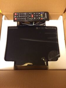 Brand new,never used blu-ray player!