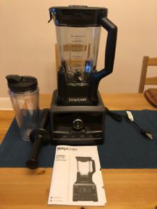Ninja CT810C Chef Blender, Black (Never Used)
