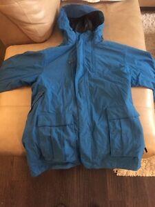 Men's Bonfire Snowboard winter Coat Jacket L