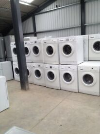 Refurbished washing machines on sale starting price £80 warranty included CHEAPEST ON NET £79.99