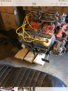RARE CHRYSLER 392 2/4 carbs 727 SET UP sold project