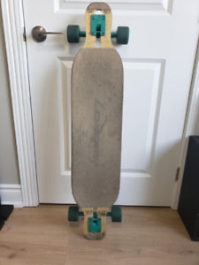 Loaded Dervish Longboard Complete Setup