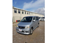 2003 Mazda Bongo 2.0 Ltr. Aero Factory Body Kit Etc / Brand New Conversion !