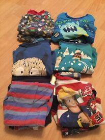 Boy PJ bundle, age 2-3/3-4 (boy pyjamas)