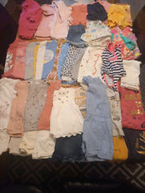 Girls bundle of clothes 12-18 months and 18-24 months