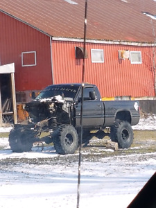 Dodge ram 1500 part out