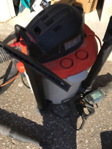 RIDGID 53 Litre 6 Peak HP Wet Dry Vacuum (Shop vac)