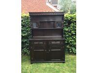 Good solid oak dresser by Stanley wood in Buckinghamshire