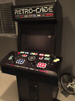 Multi-Game Custom Arcade Machines. Made In Vancouver!