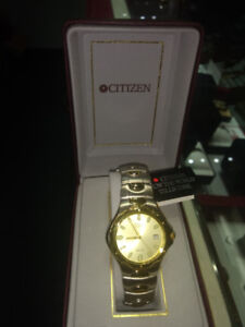 Brand New Citizen Watch $75.00