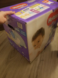 Large box of assorted 3-6 month baby girl clothes