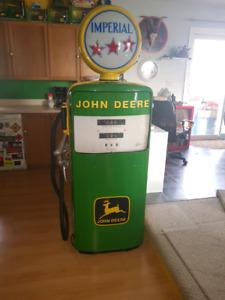Gilbarco custom John Deere gas pump