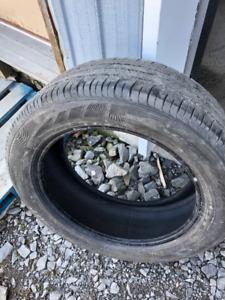 1x pneu d'été 225/55R18 97v Dunlop SP Sport 7000 À/S