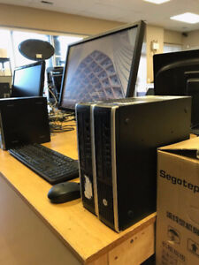 Uniway Parsons Hundreds Desktops ON SALE with 6months warranty