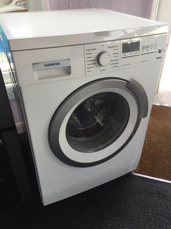 refurbished washing machine