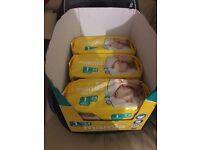 Newborn nappies Mamia