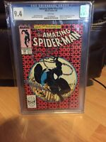 Amazing Spider-Man #300 CGC 9.4 FIRST APPEARANCE OF VENOM