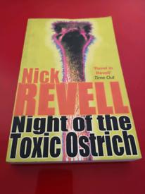 Nick Revell signed paperback