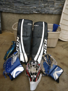 Street Hockey Goalie Pads Kijiji In Alberta Buy Sell Save