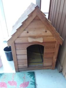 Cedar dog house for sale