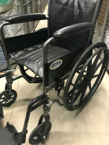 Wheelchair - Drive Silver Sport 2