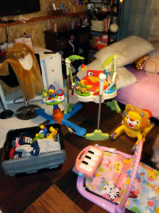 Huge lot baby  items