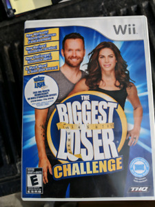 The Biggest Loser Challenge for Wii