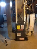 24/7 furnace, A/C, water heaters service/repair and installs