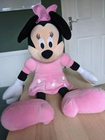 Soft toy Minnie