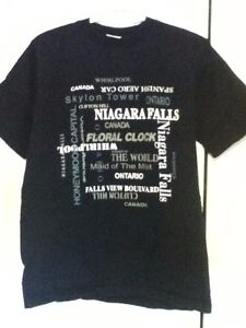 Dark Blue Niagara T-Shirt