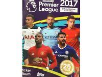Premier League Stickers 2017