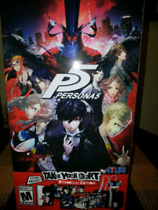 Persona 5 Premium edition bundle pack